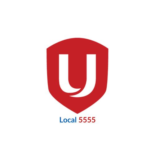 Local 5555 Logo