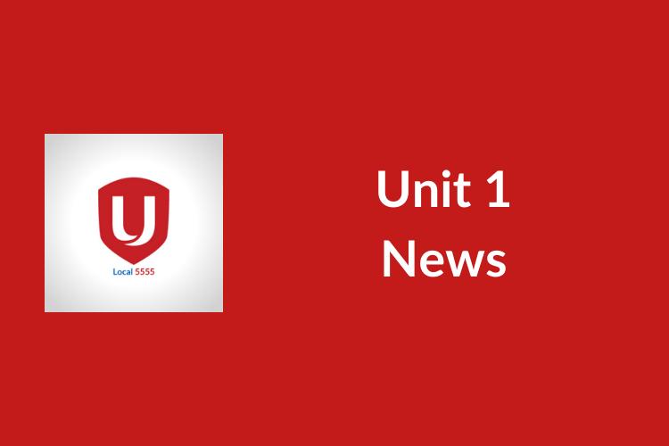 Unit 1 Logo